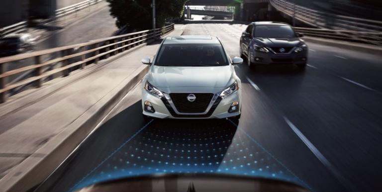 นิสสัน อัลติม่า (Nissan Altima) ระบบความปลอดภัย