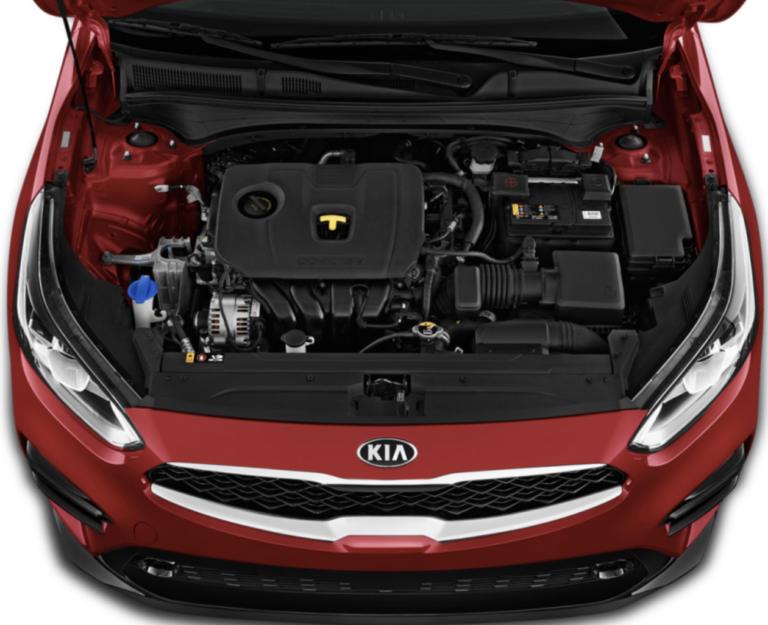 1. เครื่องยนต์อันทรงพลังของเกีย ฟอร์ต 2019 (Kia Forte 2019)