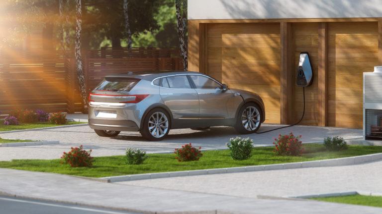การชาร์จรถ EV สามารถทำที่บ้านได้หรือไม่?
