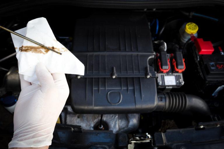Car Terms,ค่าความหนืดน้ำมันเครื่อง,