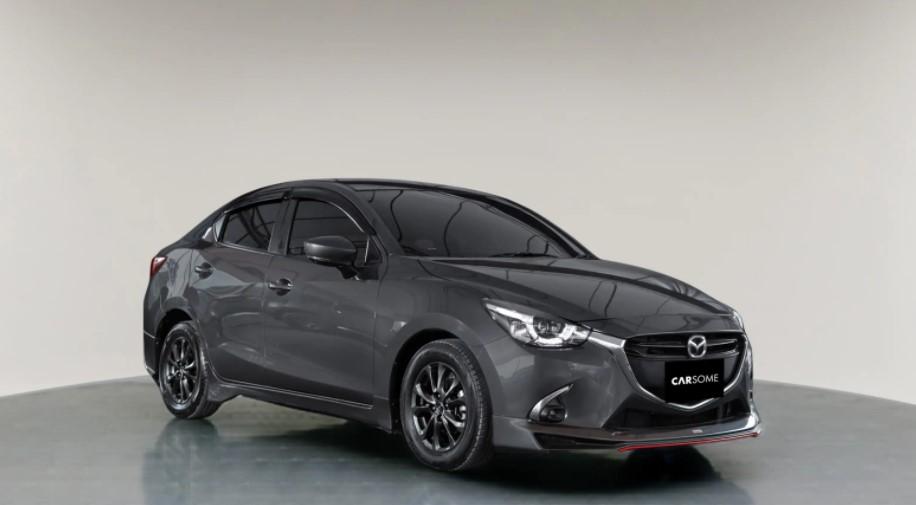 2019 Mazda 2 High Connect