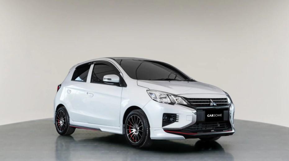 2020 Mitsubishi ATTRAGE GLX 1.2