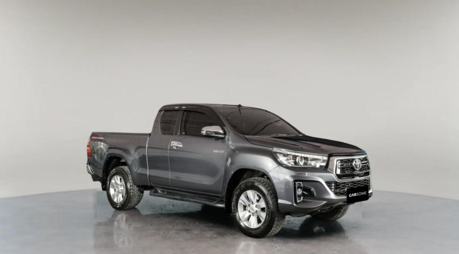 2019 Toyota HILUX REVO SMART CAB E PRERUNNER 2.4