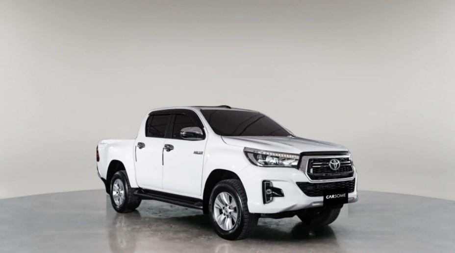 2019 Toyota HILUX REVO DOUBLE CAB E PRERUNNER 2.4