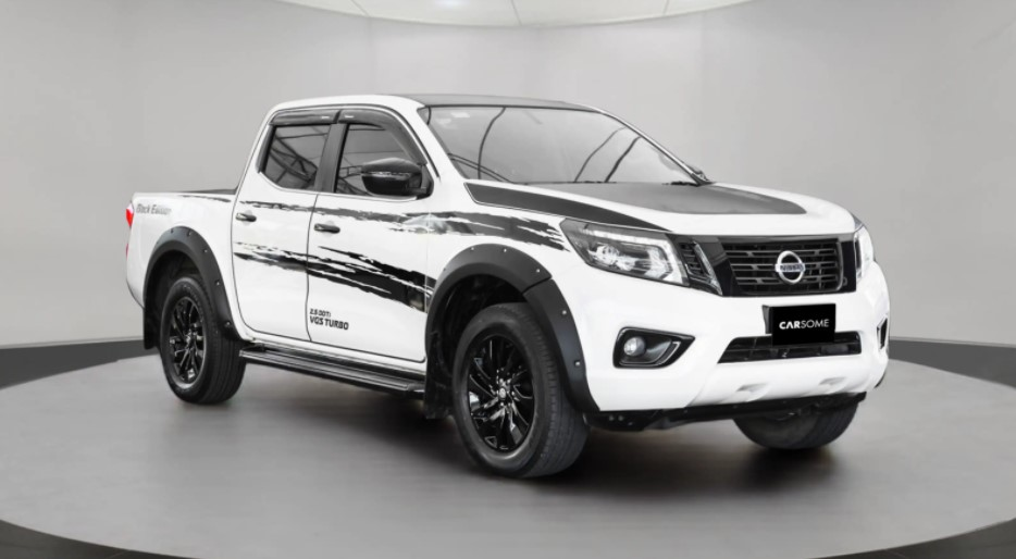 2017 Nissan NAVARA DOUBLE CAB CALIBRE EL (BLACK EDITION) 2.5