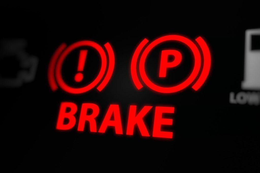 สัญลักษณ์ช่วยเบรก (Brake hold)