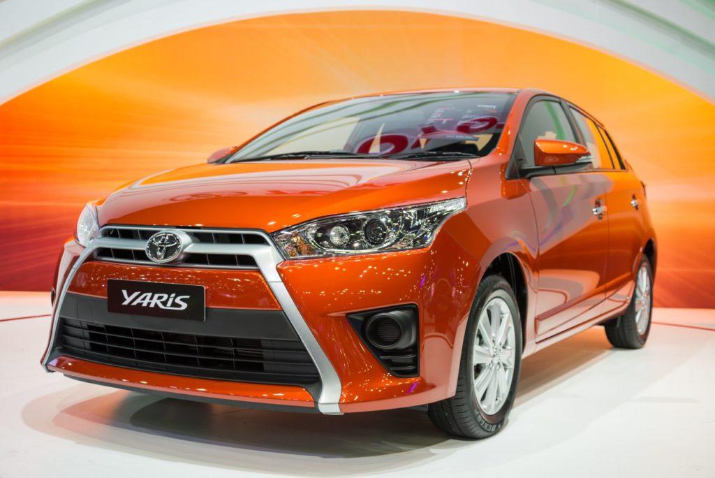 รถ Hatchback มือสอง: Toyota Yaris