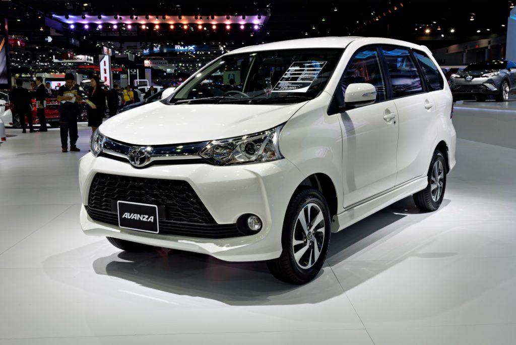 Toyota Avanza มือสอง
