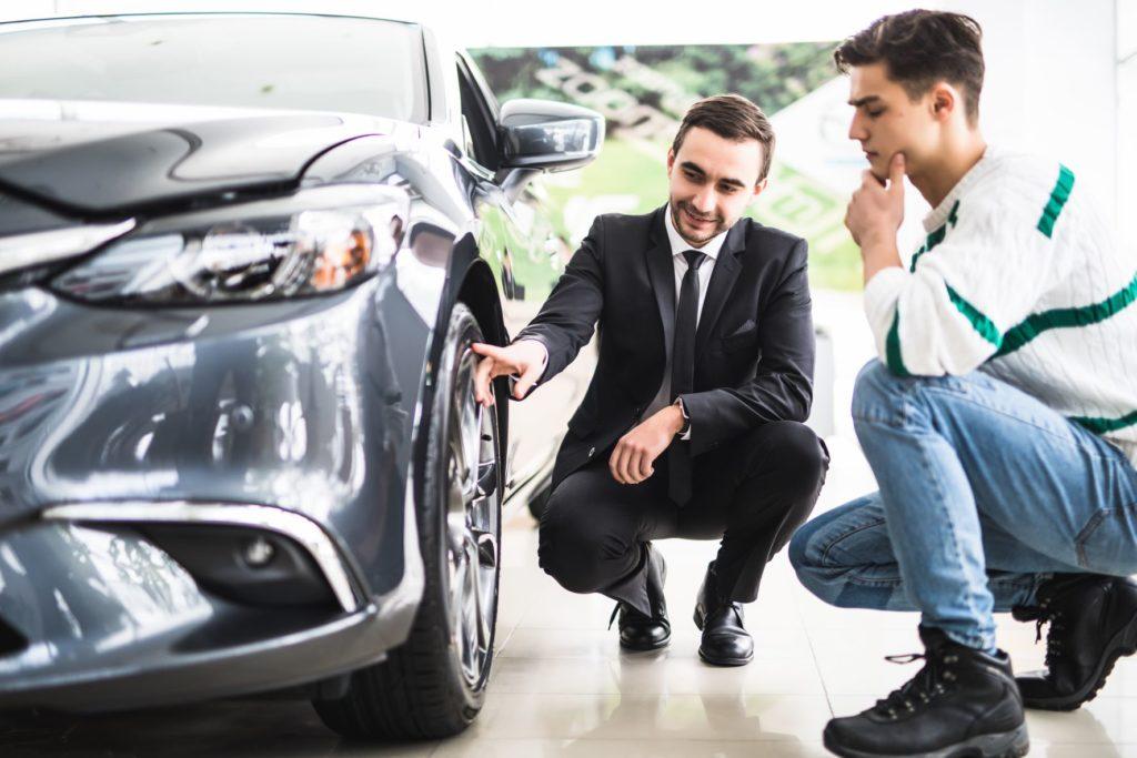 ทำความรู้จักรถและมูลค่าโดยรวมรถของคุณ